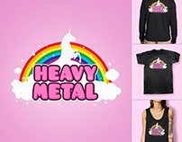 HEAVY METAL! @threadless