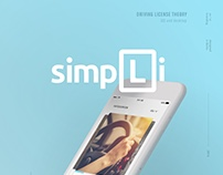 Simpli - driving License App