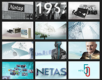 NETAŞ Promo Video Storyboard