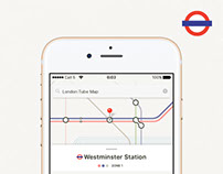Tube Map - Contest