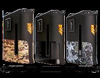 Customizable Box Mod Arms Race Replacement Clip