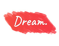 DREAM ! typography