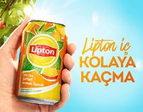 Lipton Ice Tea - Kolaya Kaçma