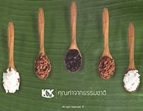 KK Rice Posters
