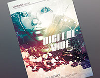 Digital Vibe Flyer