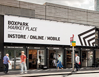Boxpark Marketplace — Instore / Online  / Mobile