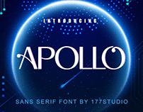 Free Font - Apollo Sans Serif