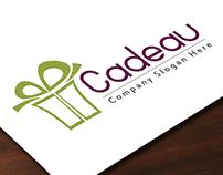 Cadeau - Logo Design