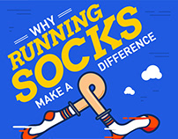 Why Running Socks Make a Difference