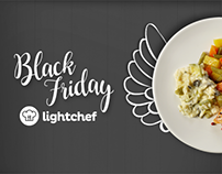LIGHT CHEF - Case Black Friday