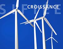 EDF résultats financiers 2012