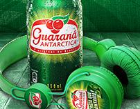 Guaraná Antarctica Merchandising