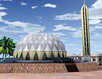 alneleen mosque