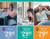 The Optimum Triple Play campaign for Cablevision