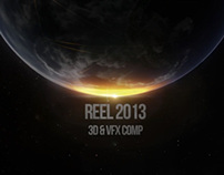 2013 REEL - VFX & 3D Compositing