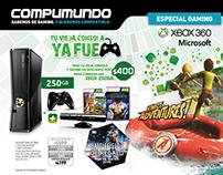 Catálogo Gaming