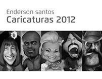 Caricaturas 2012