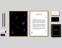 School Project ( Microper Identity Design )