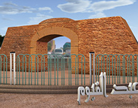 Abed Algyom gate