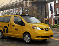 Nissan NYC Taxi