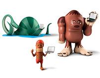 Google Toy Arts