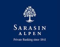 Sarasin Alpen | Brand Campaign
