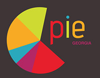 pie, logo design, 2013