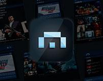 Gamer Adicto UI / UX *App*