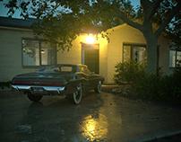 CGI: Dodge Challanger