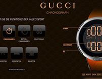 I-Gucci Sport Digital Manual