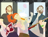 Paramore Poster Designs
