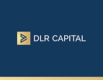 DLR CAPITAL // IDENTIDADE VISUAL