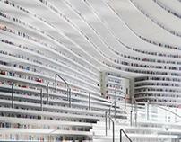 MVRDV's Tianjin Binhai Library