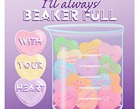 Valentine's Stickers 2018