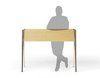 Lambda High Desk