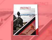 INSTINCT - Wilderness Survival Magazine
