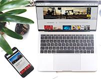 AOSS Website Design