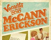 POSTER - McCann Erickson Summer Break
