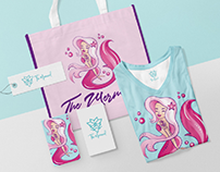 Branding design - The Mermaid