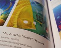 Muestra ilustrada para Feria del Libro Infantil