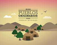 Infografía Interactiva | Pueblos originarios
