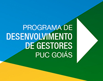 PDG - Program Development of Managers - PUC Goias Event