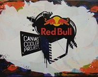 REDBULL CANVAS COOLER PROJECT