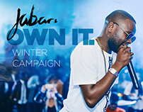 "Jabari's ""Own it"" Campaign"