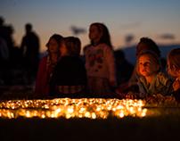 Earth Hour 2012, Tauranga