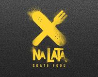 Na Lata - Full Branding