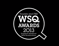 Tourism and F&B WSQ Awards 2013