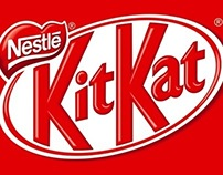 Kit Kat Break Art