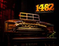 Wurlitzer Model H Opus 1482, Baycourt Theatre