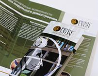 Penn Lyon | International Brochures